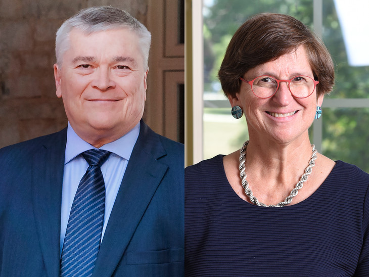 A message from Eric Barron and Ann Crouter